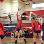 Varsity Volleyball VS. Borah 2019-20