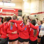 Girls Junior Varsity Volleyball vs Columbia 2019-20