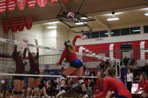 Varsity Volleyball VS Columbia 2019-20