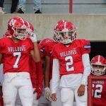 Varsity Football VS Vallivue 2019-20