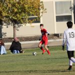 Boys Varsity Soccer VS Kuna (Senior Night) 2019-20