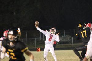 Boys Varsity Football VS Bishop Kelly (Playoff Game) 2019-20