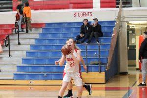 Girls Sophomore Basketball VS Ridgevue 2019-20