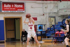 Varsity Basketball VS Ridgevue 2019-20