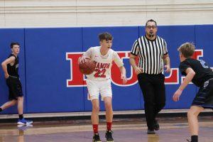 Boys Junior Varsity Basketball VS Preston 2019-20