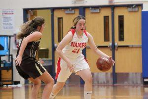 Girls Sophomore Basketball VS Vallivue 2019-20
