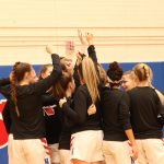 Girls Varsity Basketball VS Vallivue 2019-20