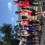 Boys Middle School Cross Country finishes 10th place at Marion Invitational