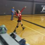 Volleyball 2 for 3 in first day of competition at Clear Lake Tournament!