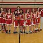 Lady Bucs Basketball Returned with Successful Season in 2017-18!