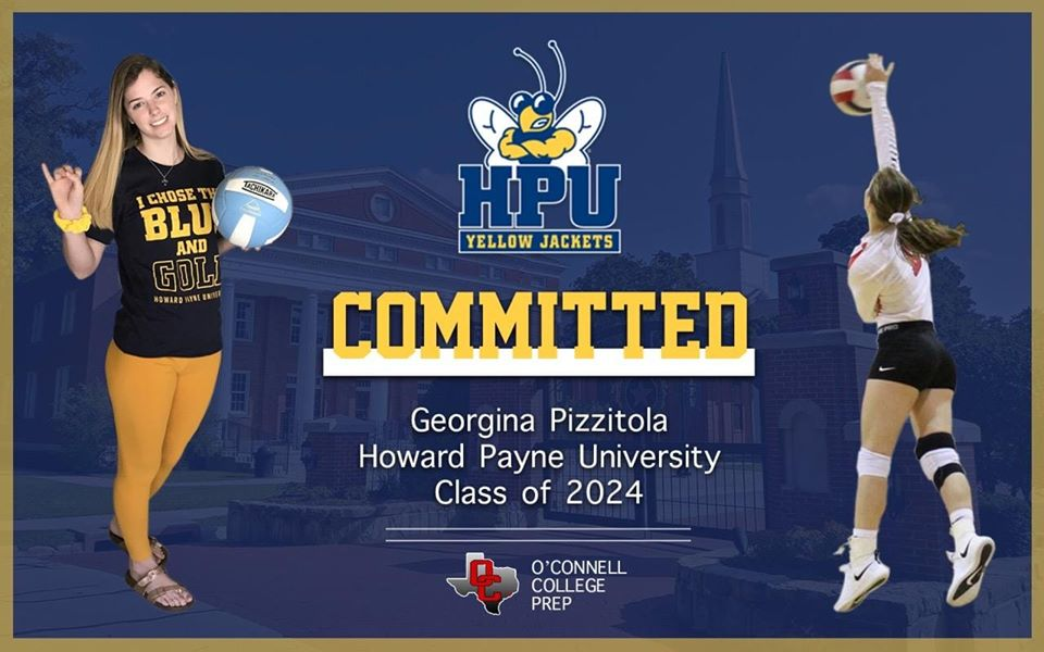 Pizzitola Commits to Howard Payne University Volleyball!