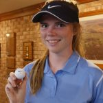 HOLE IN ONE!!!!! MACKENZIE PARKS CONGRATS!!!!