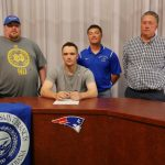 JAKE MYERS SIGNS WITH ST. FRANCIS