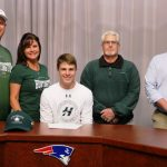 MAX MOSER SIGNS WITH HUNTINGTON!
