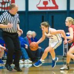 Girls Varsity Basketball beats Adams Central 63 – 29