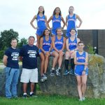 GIRLS' CROSS COUNTRY 2018