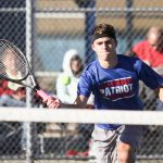 BOYS' TENNIS SECTIONAL