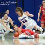 Girls Varsity Basketball beats Adams Central 59 – 31