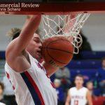 Boys Varsity Basketball beats Yorktown 63-54