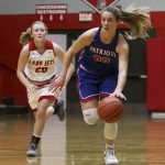 Girls Varsity Basketball beats Adams Central 56 – 33