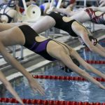 JCHS SWIM INIVITATIONAL 1-5-19
