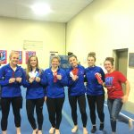 Jay County Gymnastics finishes 1st