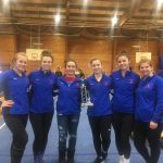 Jay County Gymnastics finishes 2nd at Western Invitational