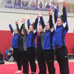 Jay County gymnasts defeat Muncie Central