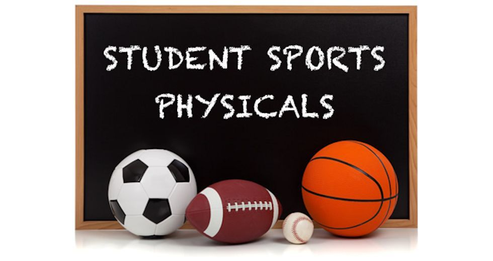 2019-2020 IHSAA SPORT PHYSICALS