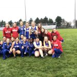 Jay County Girls Track Win Argyl Relays