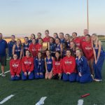 Sectional Champs – Girls Track Wins 2019 Delta Sectional – Advance 13 To Ben Davis Regional