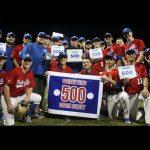 Coach Selvey gets 500th win as Head Coach.