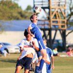Boys Varsity Soccer falls to Heritage Jr/sr 2 – 1