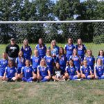 Girls Varsity Soccer beats Muncie Central 9 – 0