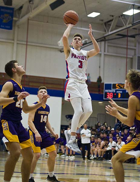 The Patriots open their season with a win over Hagerstown