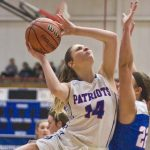 Girls Varsity Basketball beats Southern Wells 53 – 25