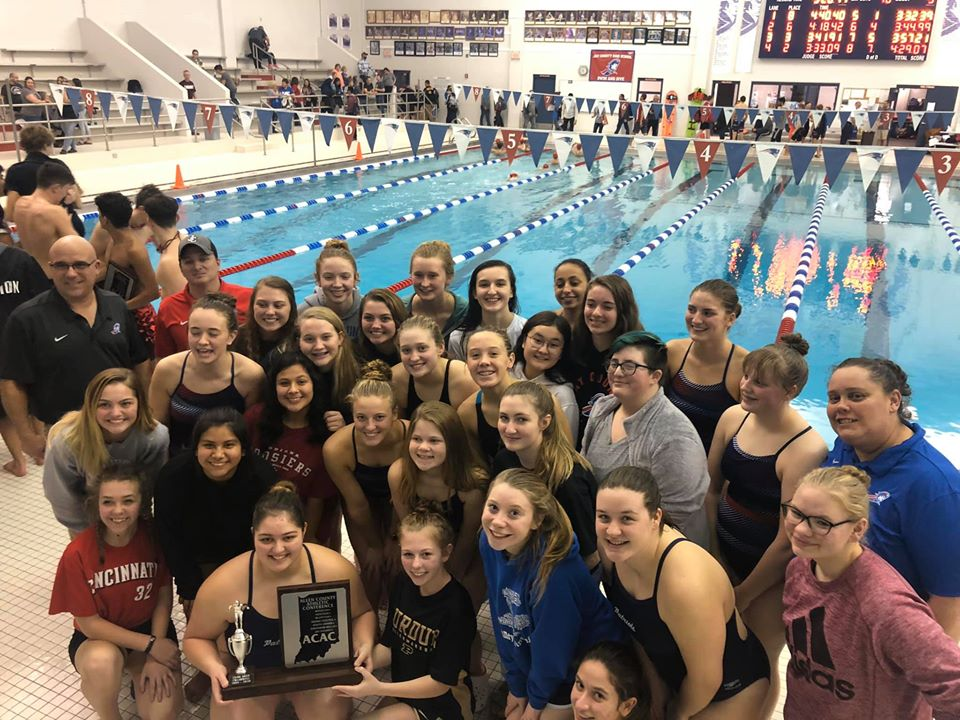 Girls threepeat as ACAC champs, boys runner up!