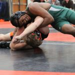 Impressive Start for MS Wrestling Team
