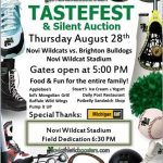 TasteFest Announced for August 28th 2014