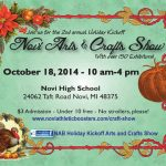 Novi Athletic Boosters Craft Show