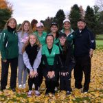Girls Golf Finish 4th at MHSAA Championships!!