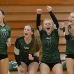 Volleyball Finishes State Runner-Up