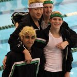 Novi Swimmers Finish 5th at Oakland County