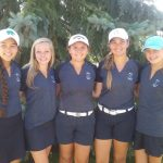 Girls' Golf Rolling Along