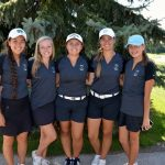 Girls' Golf Finishes 2nd Qualifies for State