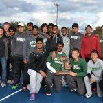 Tennis Crowned Regional Champions!