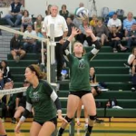 Volleyball To Play At University of Michigan