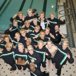 Novi Swim and Dive Finish Oakland County Runner-Up