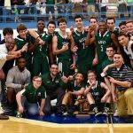 Novi Boys Hoops Wins District, But Falls in Regionals