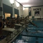 Girls Swim and Dive Make a Big Splash!